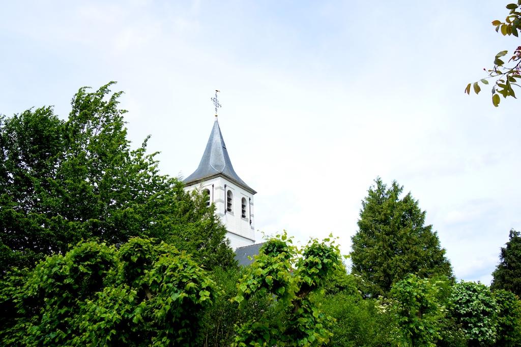 St.- Martens Latem kerk