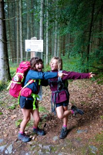 hiking eisleck trail