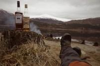 De Lundhags tijdens de Affric Kinlail Way in Schotland