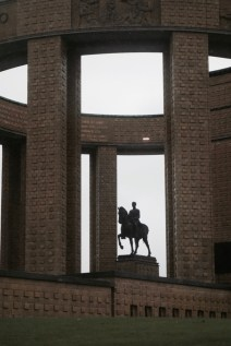 Albert I monument