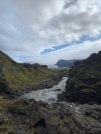 rivier Laugavegur