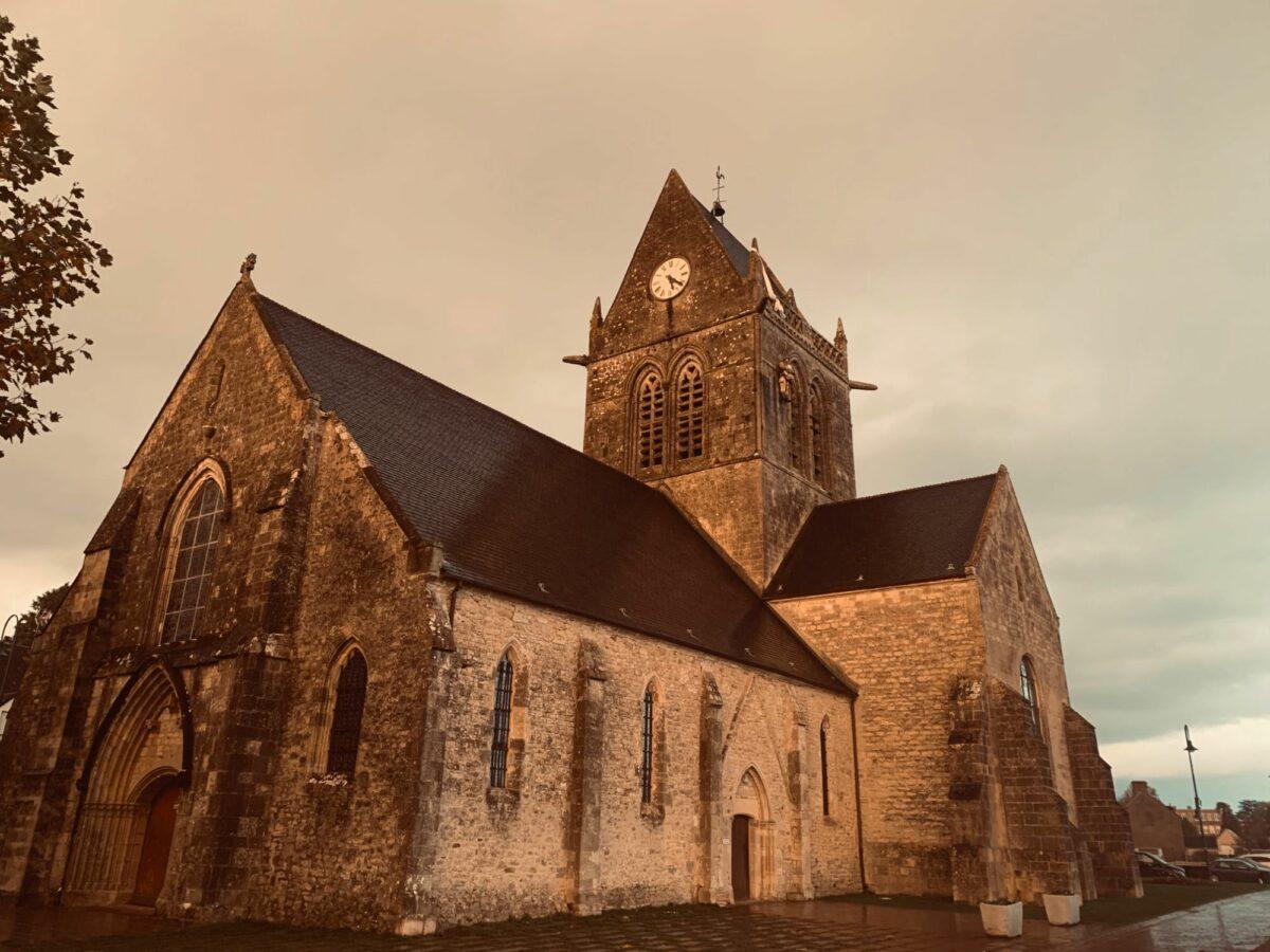 Sainte-Mère-église church