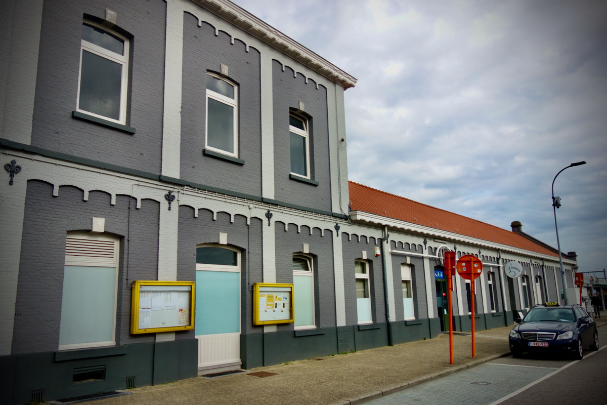 Station Geel