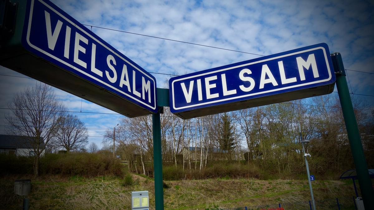 Vielsalm station