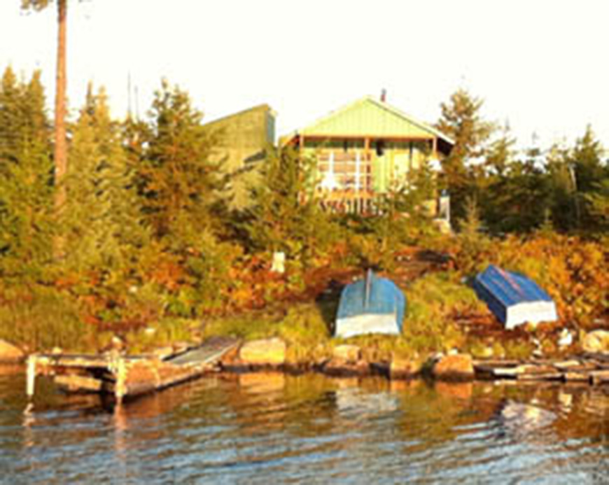 Walleye and Pike fishing on Little Gouin  Caesars North