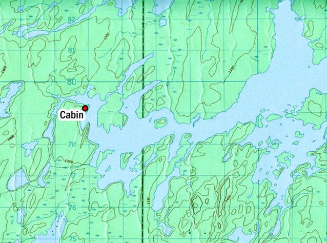 Walleye and Pike fishing on lake Gouin 2  Caesars North