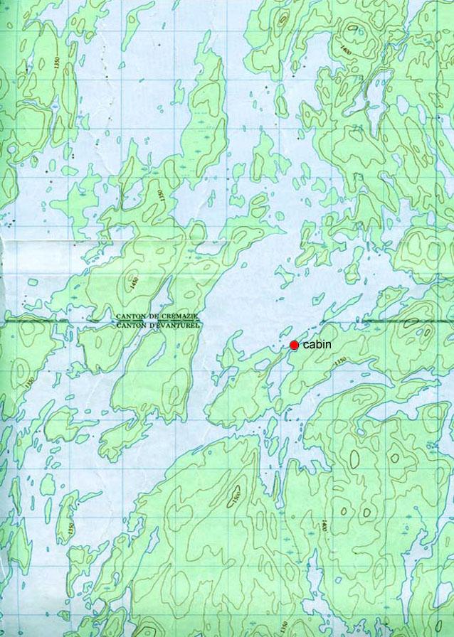 Walleye and Pike fishing on lake Gouin 3  Caesars North