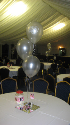 Anniversary Balloon Decorations  Partyware