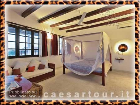 Settemari Club Garoda Resort  Watamu  Kenya