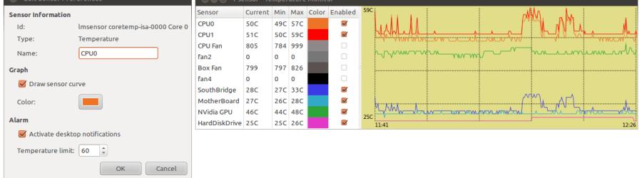 Utilidades o herramientas para ver la temperatura del cpu y la pc