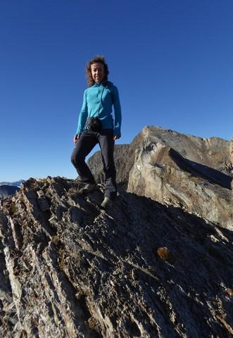 Randonnée du club alpin de Bagnères-de-Bigorre au Pics d'Estaragne et de Campbiel