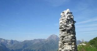 Kairn au sommet du Signal du Bassia