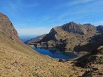 lac bleu et lac vert
