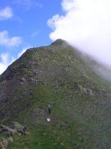 La fière pyramide du Soum de Serre de Barrada
