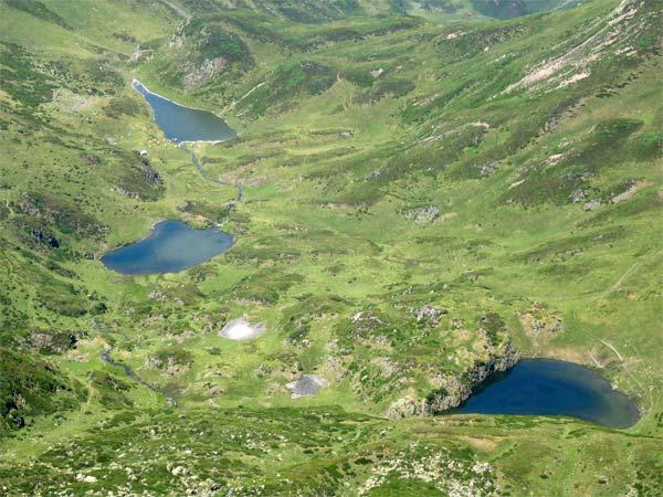 Lacs de Binaros