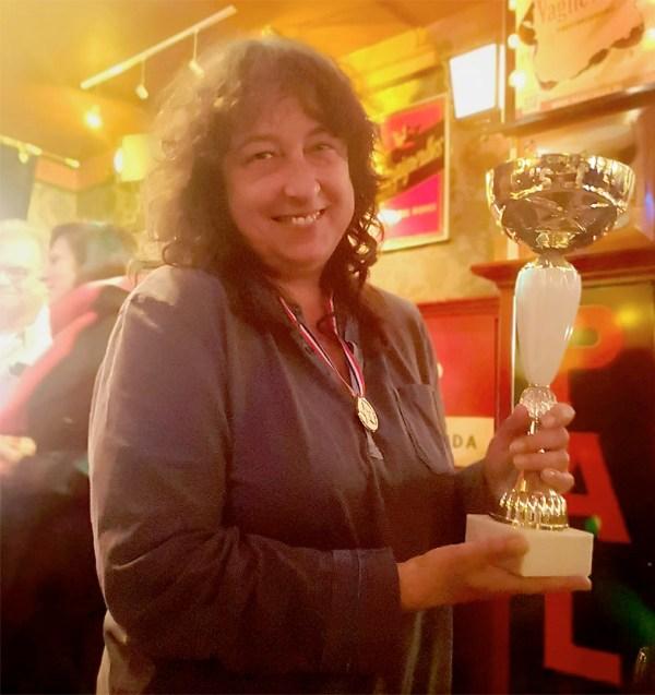 cafe de kroon gehaktballenwedstrijd 2019 winnaar Monique