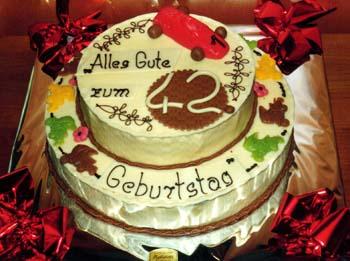 Bilder Geburtstagstorten  geburtstagssprche von herzen