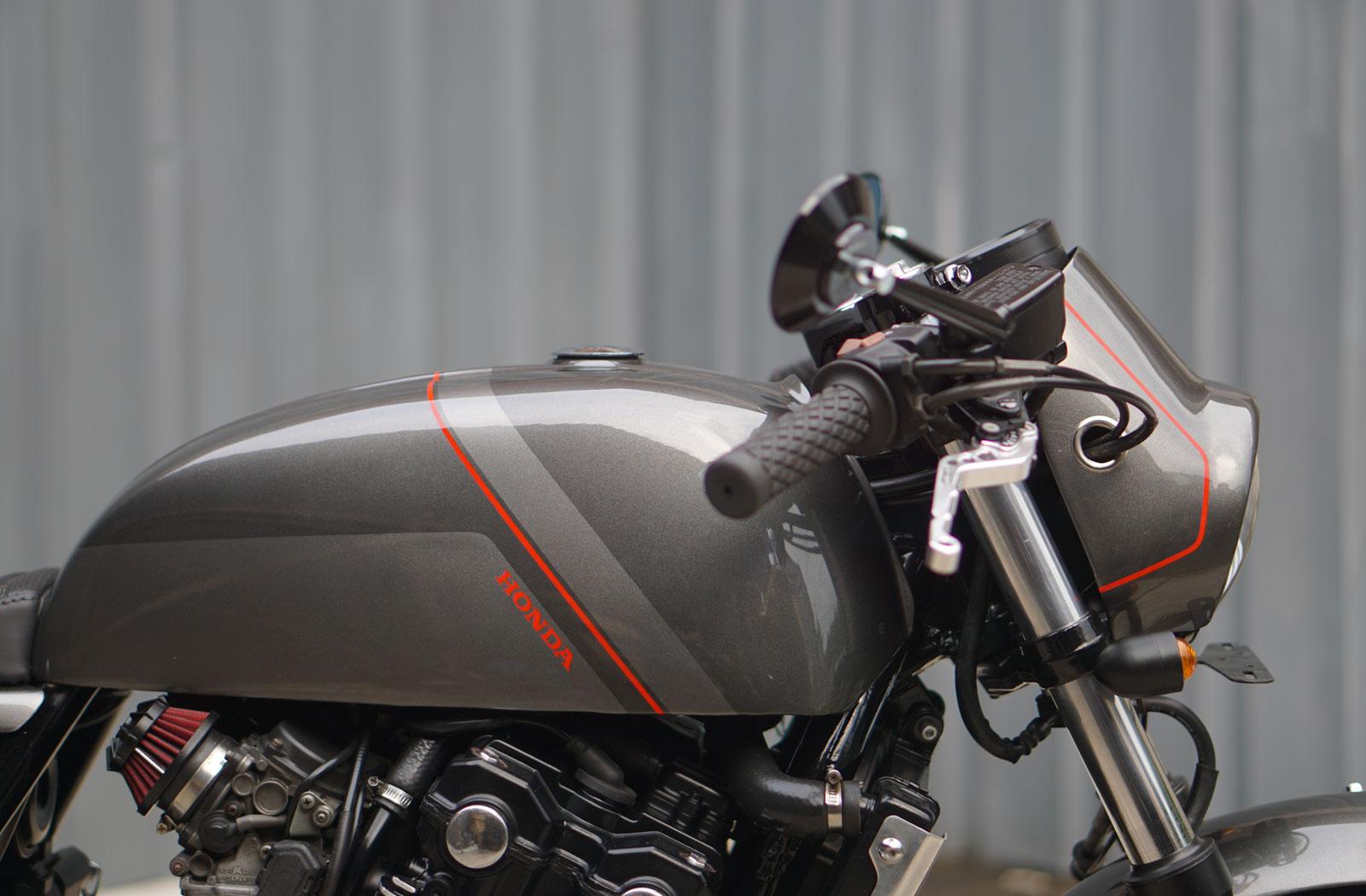 Café Racer Honda CB400