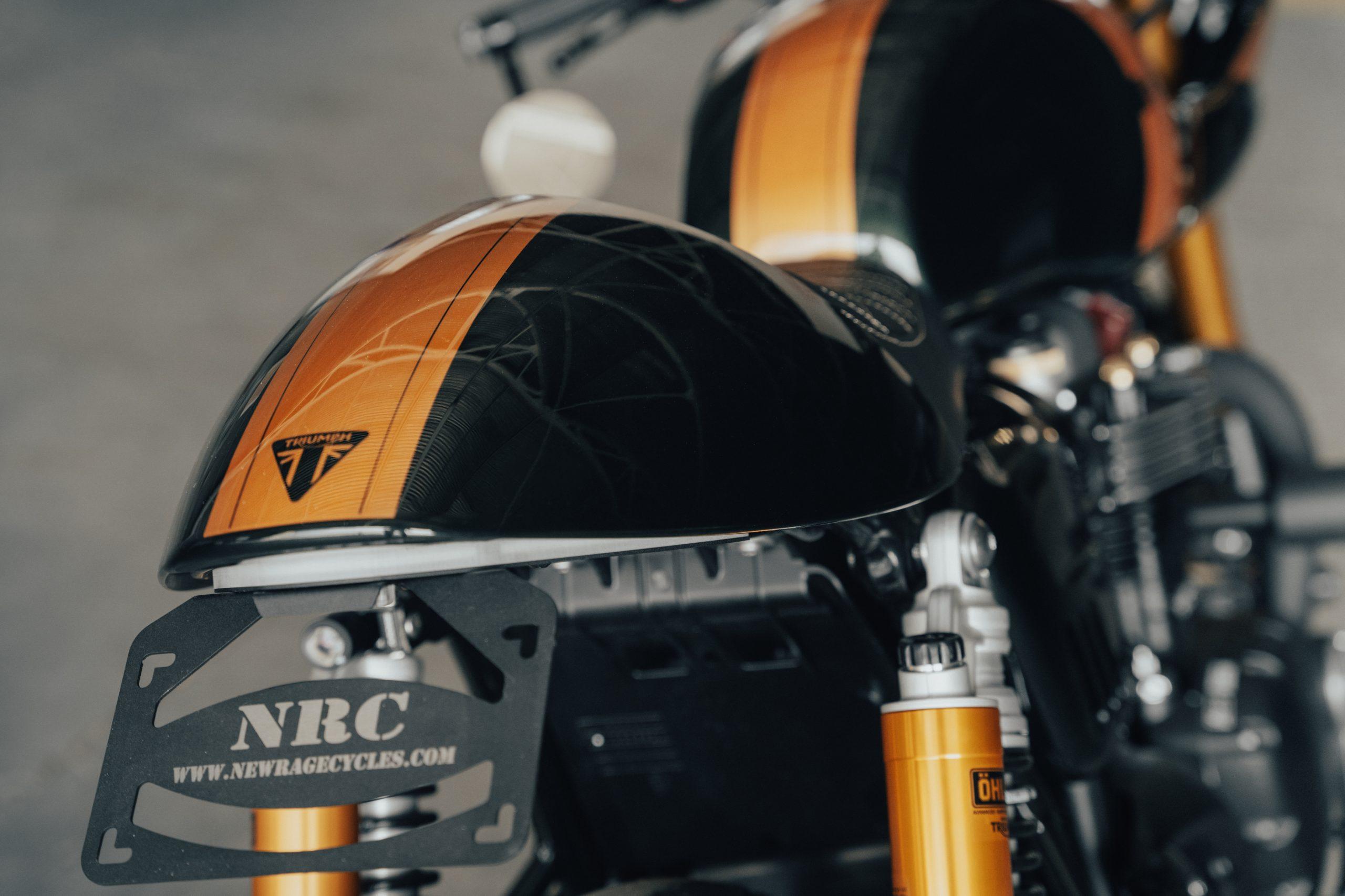 Thruxton 1200 RS