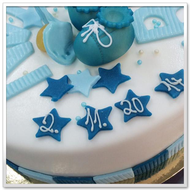 Torte Zur Taufe Junge torte zur taufe 20 dekoideen f r
