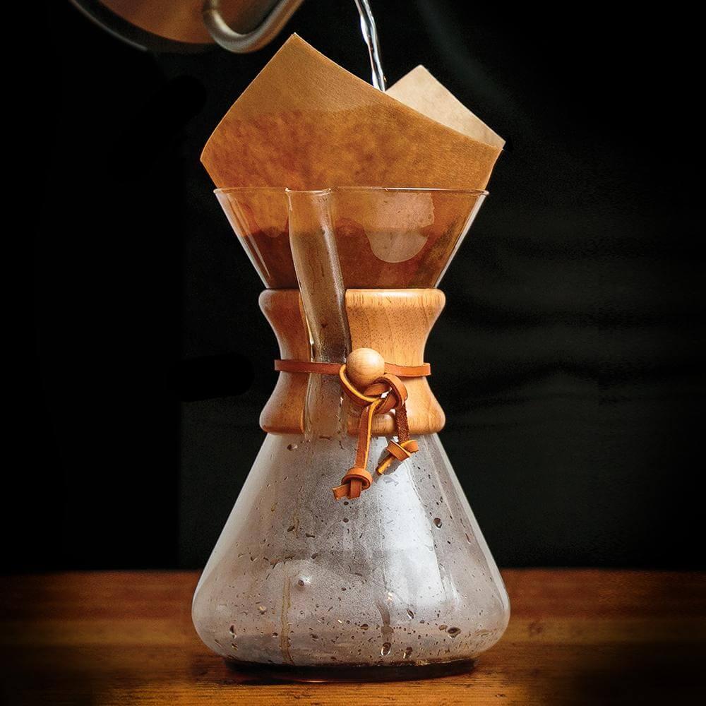 Cafetera Chemex para 6 tazas