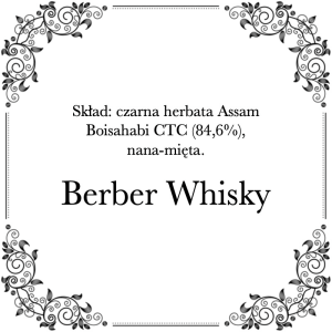 label berber whisky