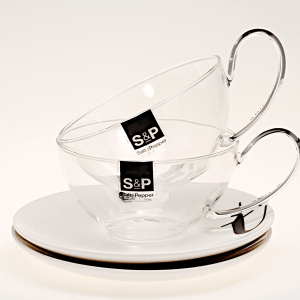 Two S&P brand cups