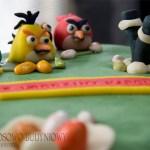 TORT ANGRY BIRDS KOKOSOWO-BUDYNIOWY