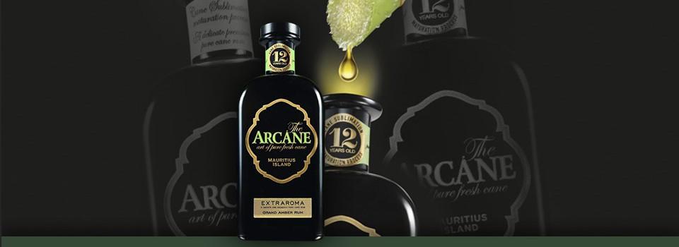 Arcane Extraromas 12 Years