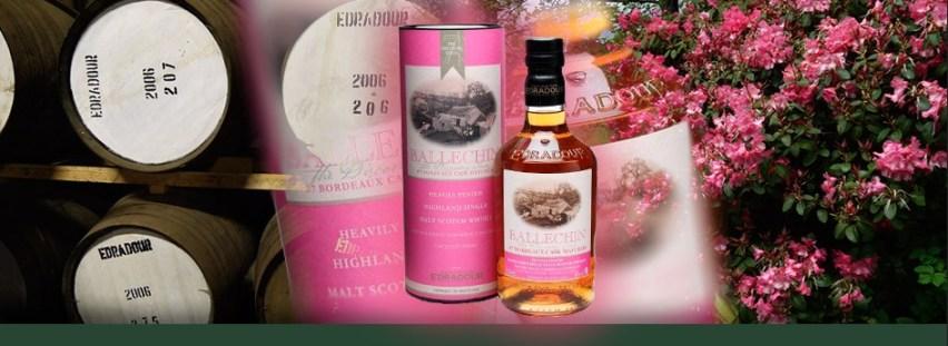 Ballechin 7 po Bordeaux Cask 46 %