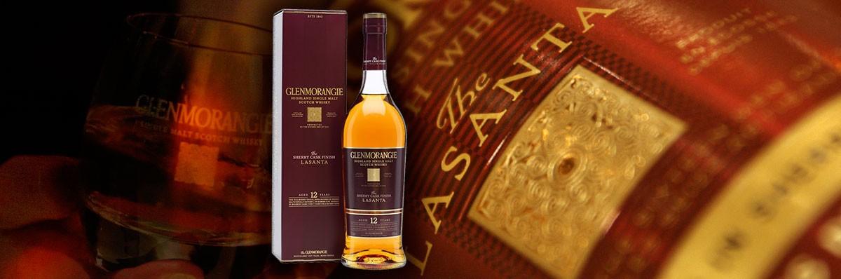 Glenmorangie Lasanta 46 %