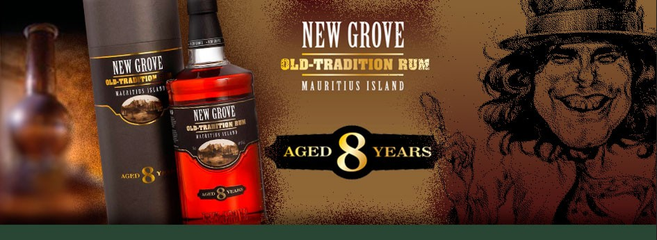 New Grove Old 8 Years