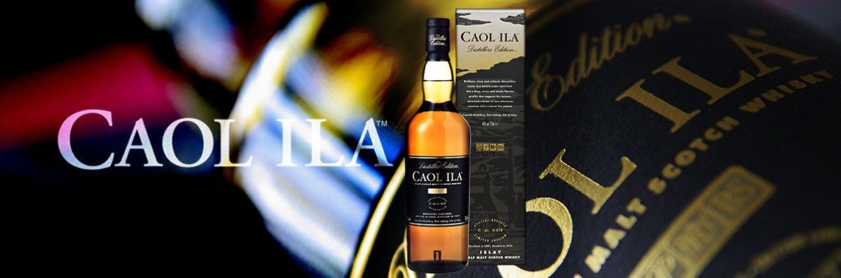 Cafe Bulldog Caol Ila distillers edition