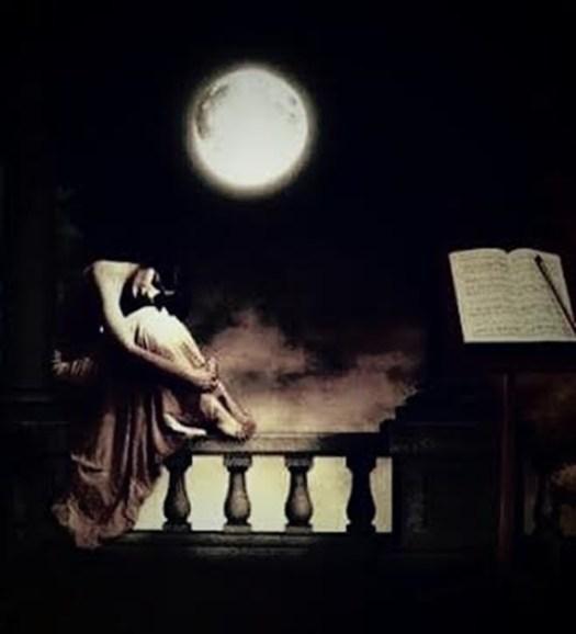 poemas en la oscuridad