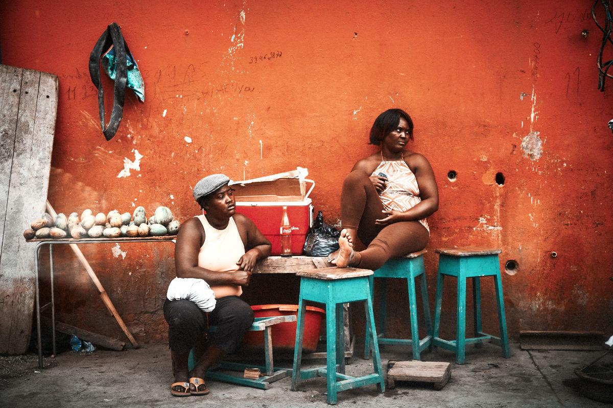 Haiti Menschen by Carolin WIndel Fotografie