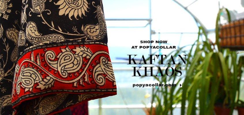 More Kaftans..