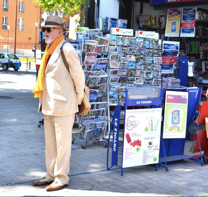 Street – Aix-en-Provence