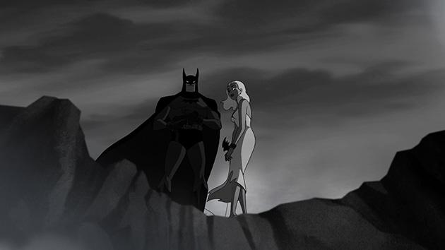 Batman Strange Days 01