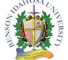 Benson Idahosa University STUDENT PORTAL