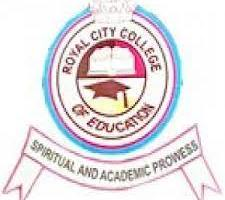 Royal City College of Education Post UTME Screening Form