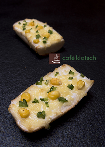 image of corn capsicum opentoast