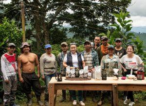 Caficultores, agricultores, Café Las Margaritas Especial Tipo Exportación, Vendedores de Café Colombiano, café origen