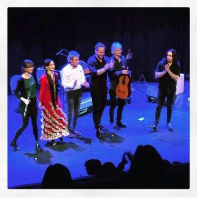Flamenco-konsert m dans - Candela