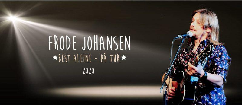 Frode Johansen - best aleine