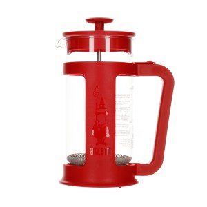Bialetti Smart french press red