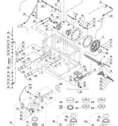 espresso machine parts gaggia e90 d90 group boiler  [ 769 x 1075 Pixel ]