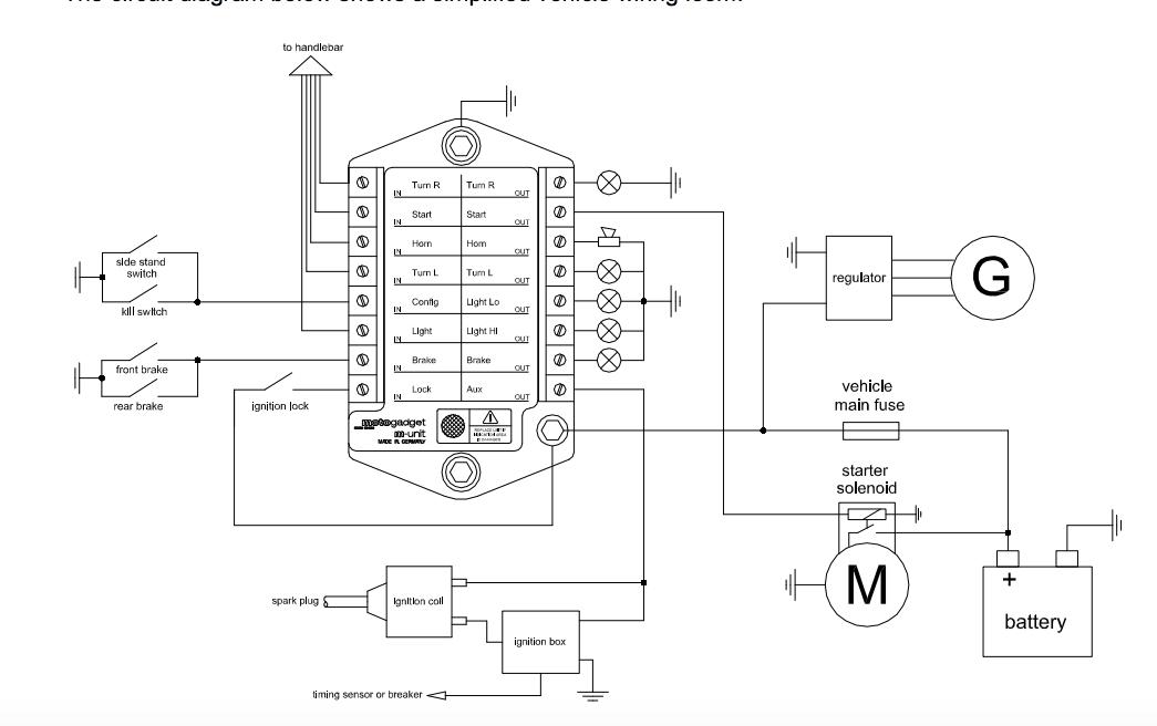 [DIAGRAM] Wiring Diagram For 1974 Honda 550 Motor FULL