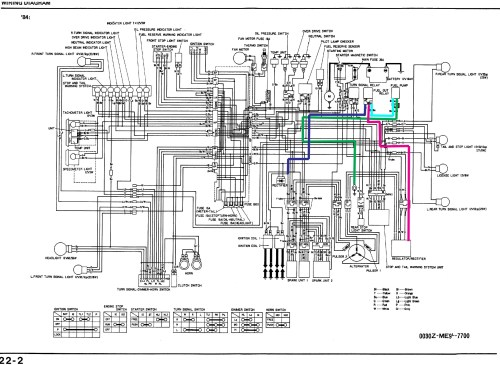 small resolution of 1984 honda wiring diagram wiring diagram schema 1984 honda atc 200 wiring diagram 1984 honda wiring diagram
