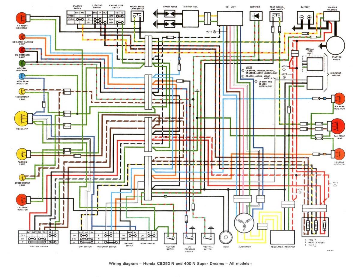 all wiring diagrams ruud diagram honda cb 250 27 images
