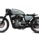 Harley Davidson Sportster Cafe Racer 99 Caferaceros